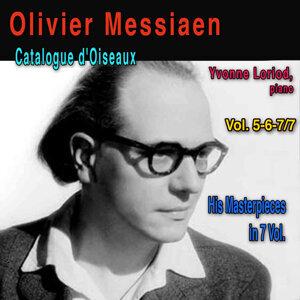 Olivier Messiaen, Vol. 5-6-7/7: Catalogue d'oiseaux (Pour piano)