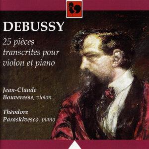 Debussy: Le petit nègre, L. 114 - Children's Corner, L. 113 - Petite suite, L. 65 - 25 Pièces transcrites pour violon et piano (Debussy: 25 Pieces transcribed for Violin and Piano)