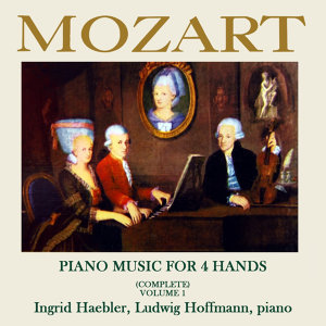 Mozart Piano Music For 4 Hands