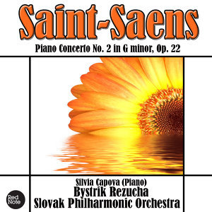 Saint-Saens: Piano Concerto No. 2 in G minor, Op. 22