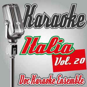 Karaoke Italia Vol. 20