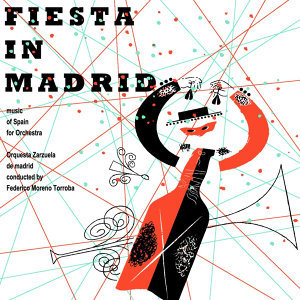 Fiesta In Madrid