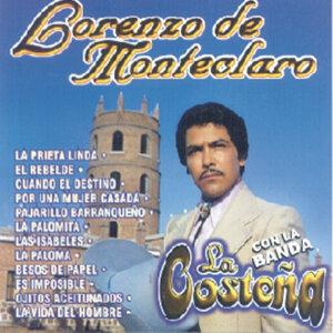 Lorenzo De Monteclaro Con La Banda La Costeña