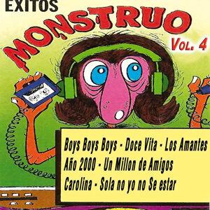 Monstruo Vol.4