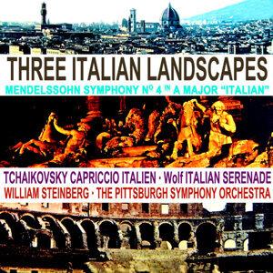 Three Italian Landscapes