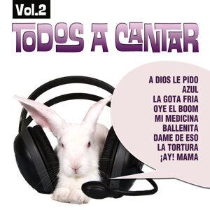 Todos A Cantar Vol.2