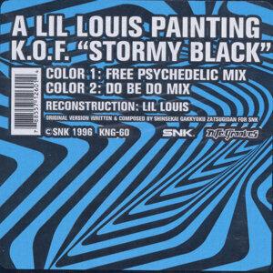 Stormy Black