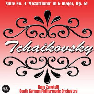 Tchaikovsky: Suite No. 4 'Mozartiana' in G major, Op. 61