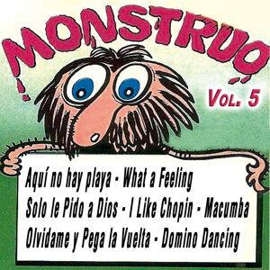Monstruo Vol.5