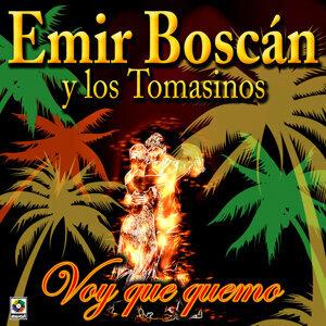 Voy Que Quemo - Emir Boscan Y Los Tomasinos