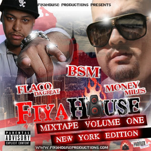 FiyaHouse Mixtape, Vol. 1 (NYC)