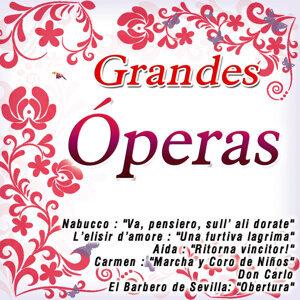 Grandes Óperas
