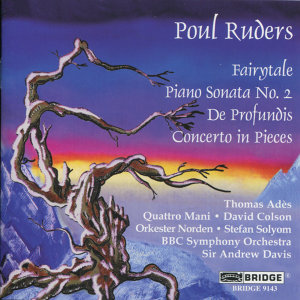 Music of Poul Ruders, Vol. 4