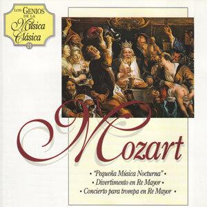 Serenata, Divertimento y Concierto de Mozart