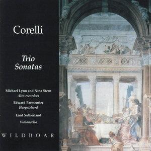 Arcangelo Corelli: Six Trio Sonatas from Concerti Grossi, Op. VI