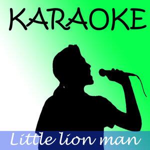 Little lion man (In the style of Mumford & Sons) (Karaoke)