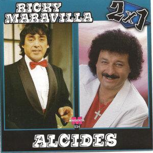 Ricky Maravilla vs Alcides 2x1