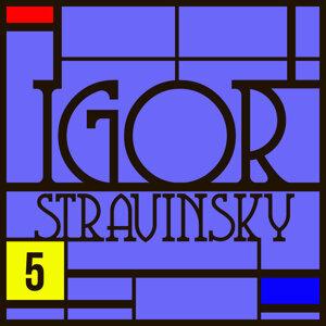 Jeux De Cartes / Oktett Pour Instruments A Vent / Capriccio Pour Piano Et Orchestre : Anthologie Igor Stravinsky Vol. 5