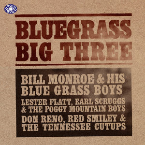 Bluegrass Big Three Vol. 2