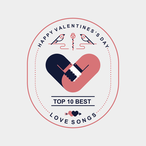 10首歌讓妳相信愛情Vol.1 : Top 10 Best Love Songs Vol.1
