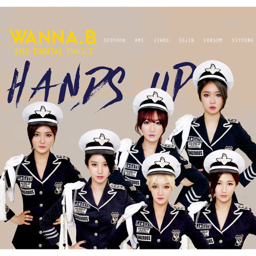 WANNA.B 2nd Digital Single Album  '손들어'