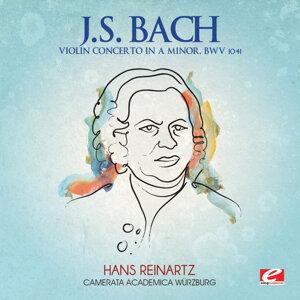 J.S. Bach: Violin Concerto in A Minor, BWV 1041 (Digitally Remastered)