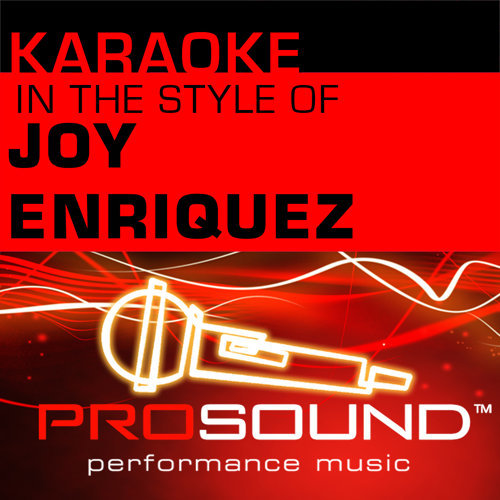 Tell Me How You Feel (Karaoke With Background Vocals)[In the