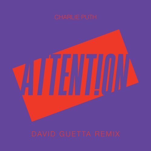 Attention - David Guetta Remix
