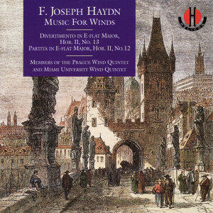 Haydn: Divertimento in E-flat Major, Partita in E-flat Major - Krommer: Partita in C Minor
