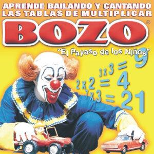 """Aprende Bailando Y Cantando Las Tablas De Multiplicar - Bozo """"El Payaso De Los Niños"""""""