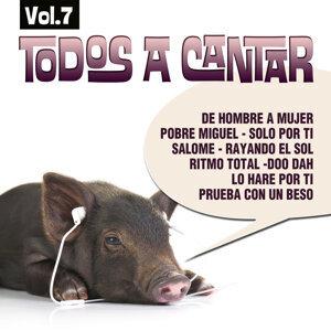 Todos A Cantar Vol.7