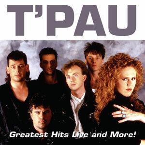 The Best of T'Pau
