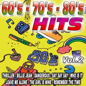 60's - 70's - 80's Hits Vol.2