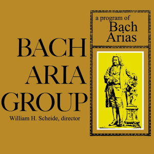 A Program Of Bach Arias