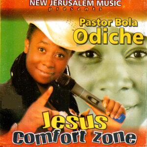 Jesus Comfort Zone