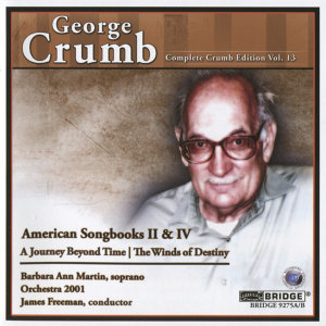 George Crumb Edition, Vol. 13