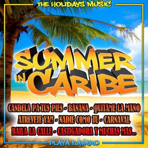 Playa Bavaro. The Holidays Music. Summer in Caribe