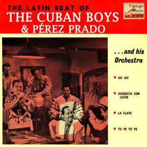 Vintage Cuba No. 139 - EP: Azuquita Con Leche