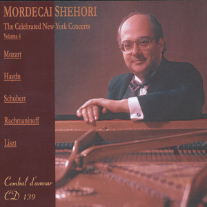 Mordecai Shehori, The celebrated New York concerts, Vol.4