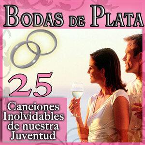 Bodas de Plata. 25 Canciones Inolvidables de Nuestra Juventud