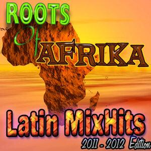 "Latin MixHits ""Reggaeton,Merengue,Bachata y Salsa (2011 - 2012 Edition)"
