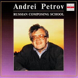 Russian Composing School. Andrei Petrov