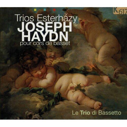 Haydn: Trios pour cors de basset