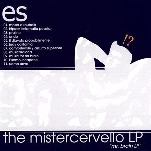 The mistercervello LP