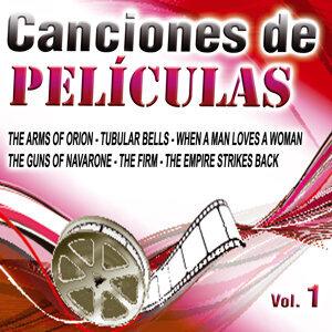 Canciones De Pelicula Vol.1