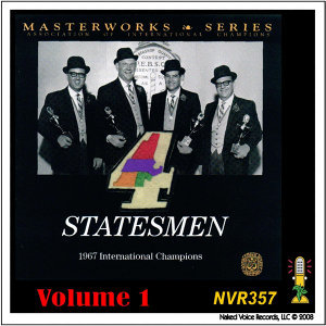 The 4 Statesmen - Masterworks Series Volume 1