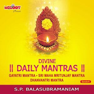 DIVINE DAILY MANTRAS ( DIVINE CHANTS )