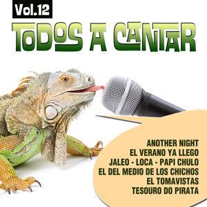 Todos A Cantar Vol. 12