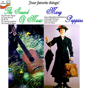 The Sound Of Music & Mary Poppins
