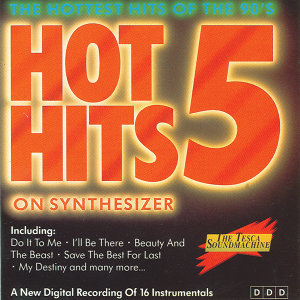 Hot Hits On Synthesizer Part 5